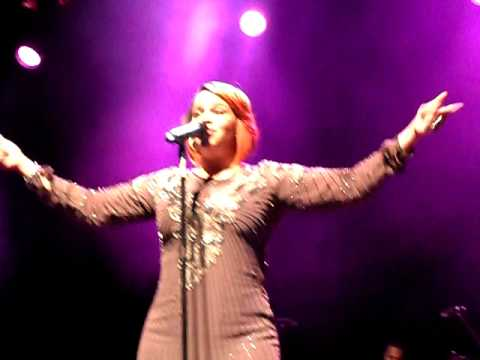 Faith Evans - Tru Love (Live at the Indigo2) 08/12/10