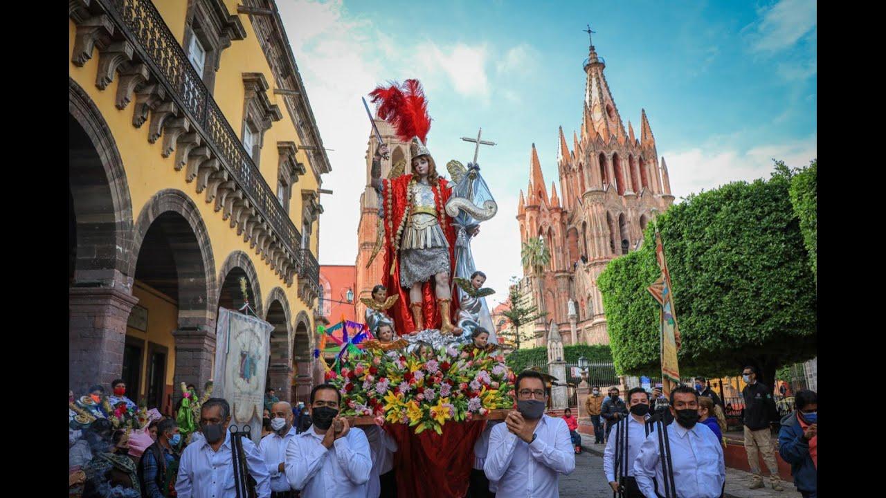 Paseo de San Miguel Arcángel * San Miguel de Allende 2020 - YouTube