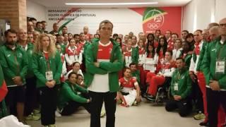 Mensagem de Solidariedade do COP e Equipa Olímpica de Portugal