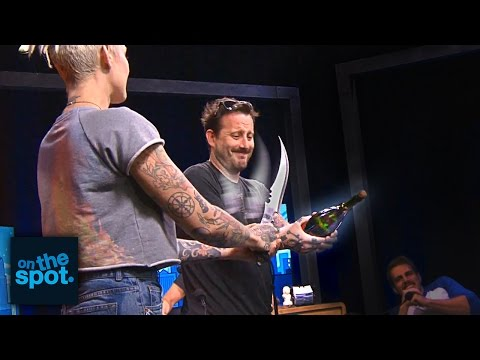 On The Spot: Ep. 97  GEOFF RAMSEY RETURNS!  Rooster Teeth