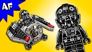 Lego Star Wars Rogue One TIE STRIKER MicroFighters 75161 Speed Build
