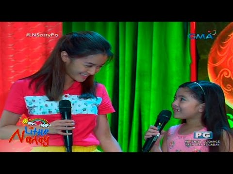 Little Nanay: Mother and daughter duet