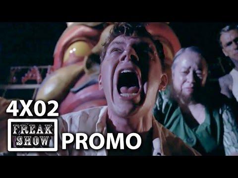 "American Horror Story: Freak Show 4x02 Promo ""Massacres and Matinees"""
