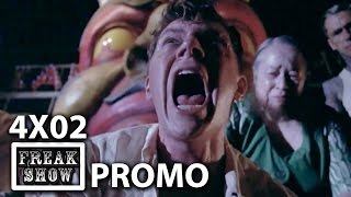 "American Horror Story: Freak Show 4x02 Promo ""Massacres and Matinees"""