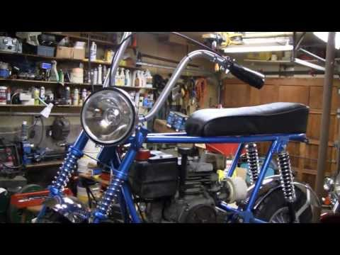 RUPP MINI BIKE RESTORATION (part 8)