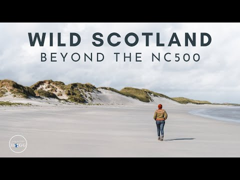 WILD SCOTLAND | Beyond the NC500 (1 month camping, bothying & hiking in the Highlands & Islands)