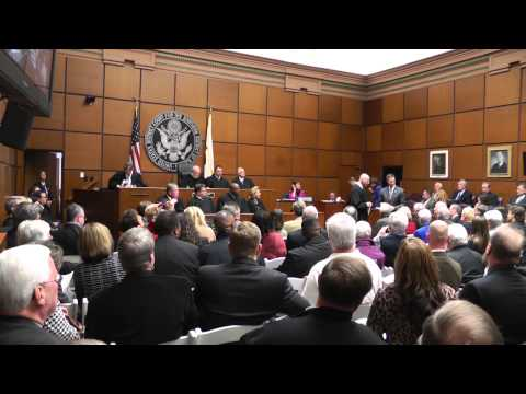 U.S. District Court for the Southern District of Illinois - Congressional Swearing-In Ceremony
