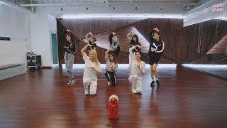 Weki Meki 위키미키 - DAZZLE DAZZLE DANCE PRACTICE