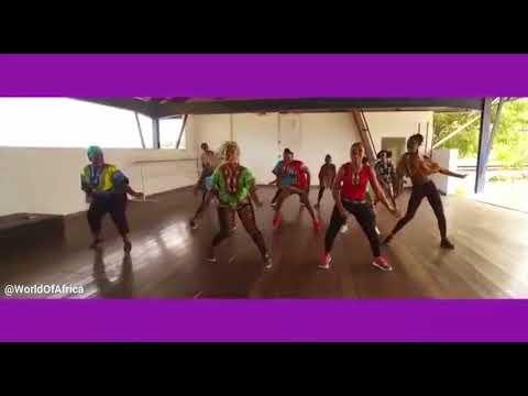 Black Panther Challenge - Shivas School of Dance Antigua