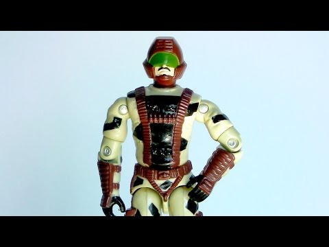 1990 Rock-Viper (Cobra Mountain Trooper) G.I. Joe review