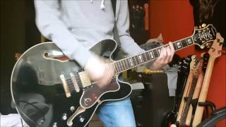 Tom DeLonge - Circle-Jerk-Pit guitar cover
