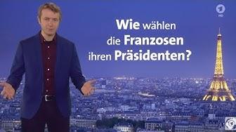#kurzerklärt: Wie wählt Frankreich seinen Präsidenten?