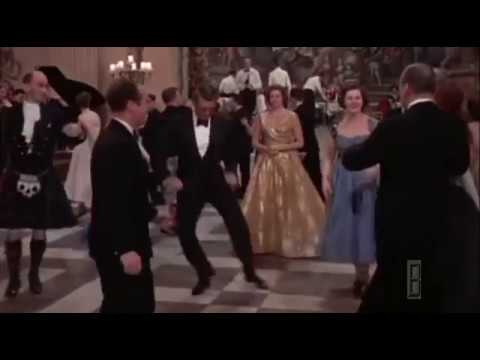 "Cary Grant's Dance Moves - ""Indiscreet"" (1958)"