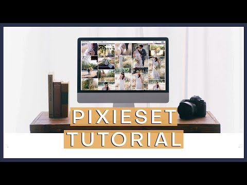 Pixieset Tutorial: How I Setup & Deliver Photo Galleries To Clients!