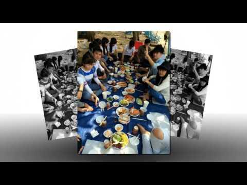 Trường THPT Quốc Thái Lớp 12a3 2015-2016