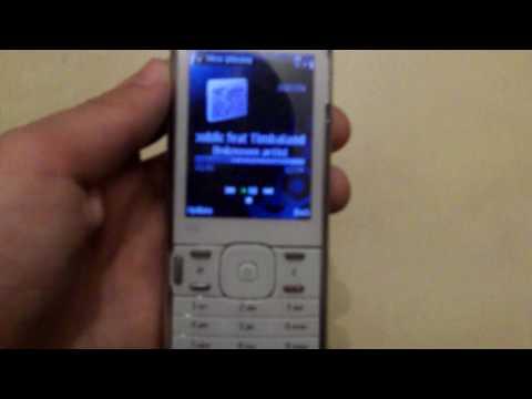 Nokia n79 audio test (Apologize)