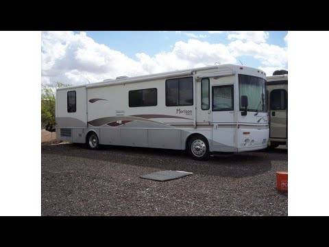 3 awnings 2000 Itasca horizon camper (photo slideshow)