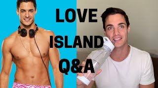 Love Island Australia QnA - Sam Withers
