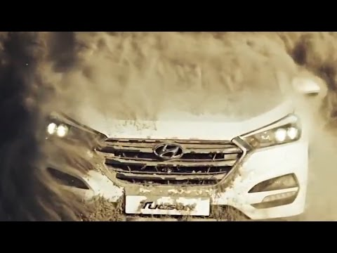 2016 Hyundai Tucson Review All New SUV with 4WD Upcoming New Cars in India
