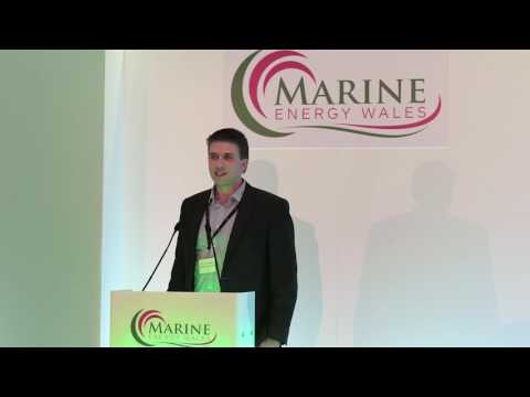 Chris McConville (Floating Power Plant) - Marine Energy Wales Conference 2017