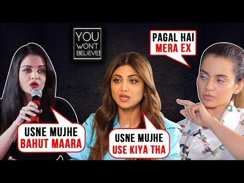 Kangana Ranaut, Deepika Padukone Aishwarya Rai | Stars Who Publicly INSULTED Their Exes