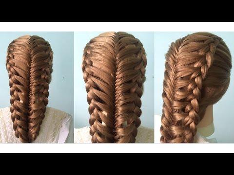 AnaTran - Kiểu tết tóc CÔ DÂU đẹp cho tóc dài kiểu PHÁP