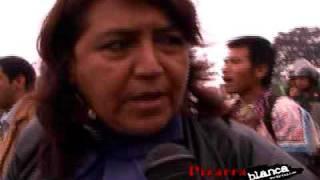 Lucha indígena llega a la OEA