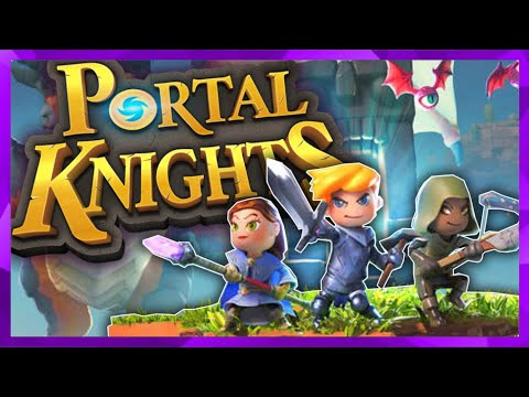 You gotta try this game | PORTAL KNIGHTS |