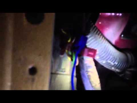 ARB compressor wiring harness switch install - YouTube