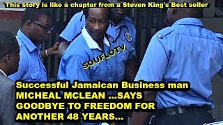 Successful Jamaica business man get more time than Vybz Kartel