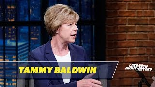 Senator Tammy Baldwin on Trump's Family Separation Policy