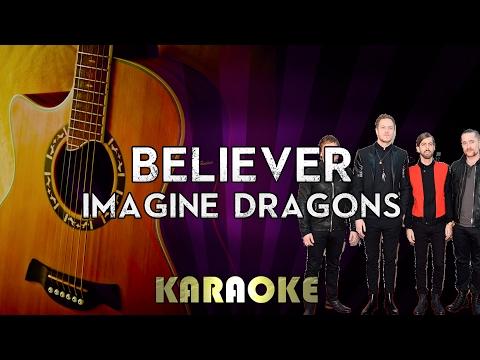 imagines-dragons---believer-(higher-key-acoustic-guitar-karaoke/instrumental/lyrics)