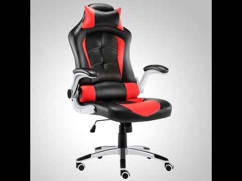 SOHO LUXURY SPORTS RACING GAMING CHAIR  - Unboxing