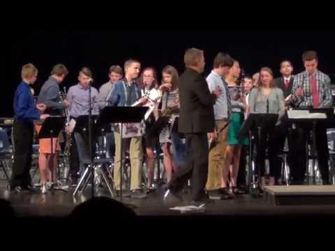 Afterburn,  7th Grade Band