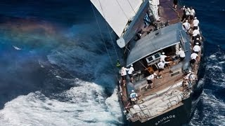Sailing luxury and racing boats