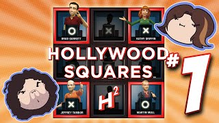 Hollywood Squares: Squaresville - PART 1 - Game Grumps VS