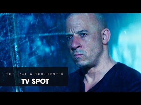 """The Last Witch Hunter (2015 Movie - Vin Diesel) Official TV Spot – """"Witches Walk Among Us"""""""