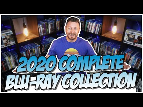 Complete Blu-Ray Collection 2020!
