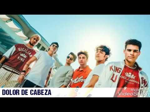 Download Dolor de Cabeza - Riki ft. CNCO (Audio)