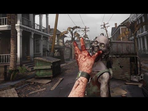 The Walking Dead: Saints & Sinners VR Impressions