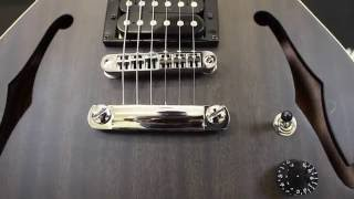 ibanez artcore am53 spot run hollowbody review