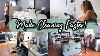 2020 ULTIMATE CLEAN WITH ME ? 8 ways to save time + money!