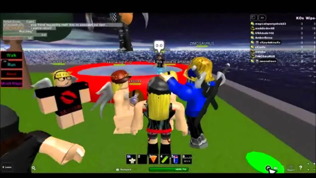 Why Roblox Is Going Downhill Part 1 Youtube