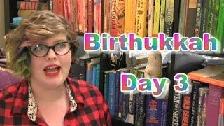Birthukkah Day 3 - Woman Crush Wednesday