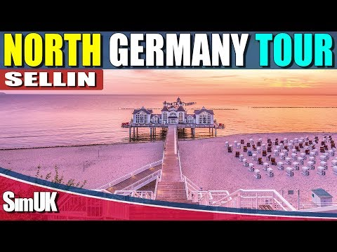 Fernbus North Germany Tour - Rostock to Sellin