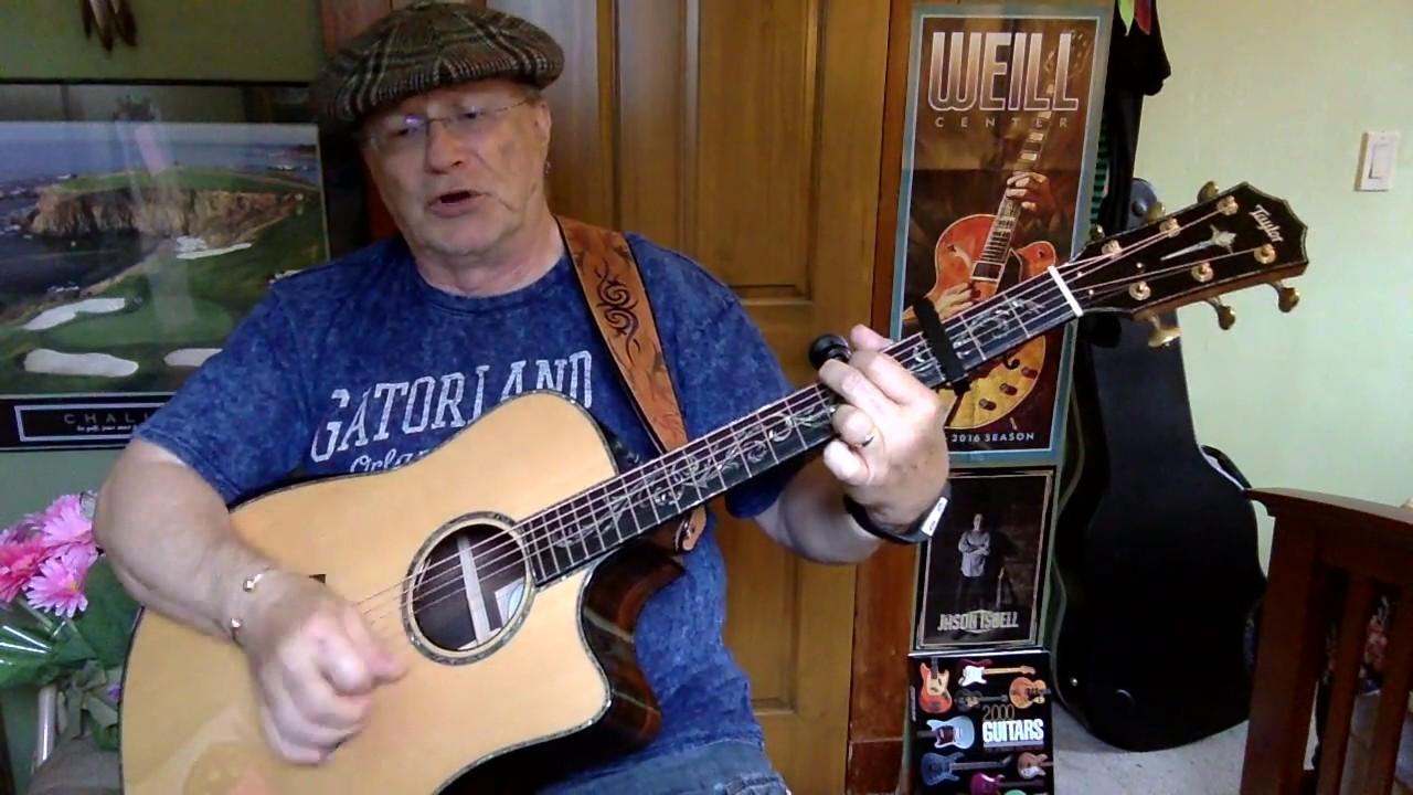 2241 Turpentine Brandi Carlile Cover Vocals Acoustic Guitar