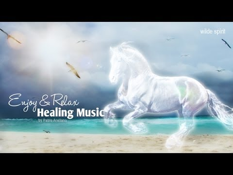 Healing And Relaxing Music For Meditation (Wide Spirit) - Pablo Arellano