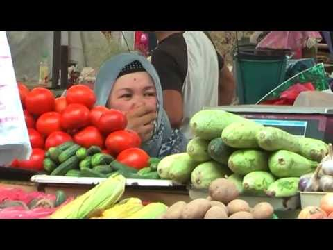 KYRGYZSTAN-Silk Road-Tourist route,places that you can not forget.Full HD