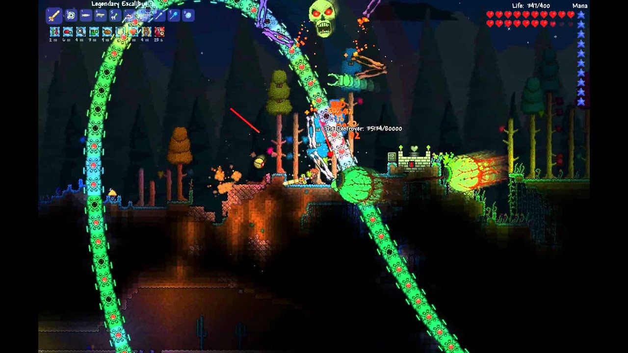 terraria solo 3 hardmode bosses with 1 heart statue youtube rh youtube com Best Terraria Heart Statue Set Up Best Terraria Heart Statue Set Up