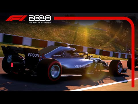 F1® 2018 | OFFICIAL GAMEPLAY TRAILER 3 | MAKE HEADLINES [UK]